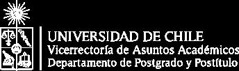 Vinculación Postgrado - Universidad de Chile